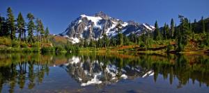 Shuksan Landscape - North Cascades