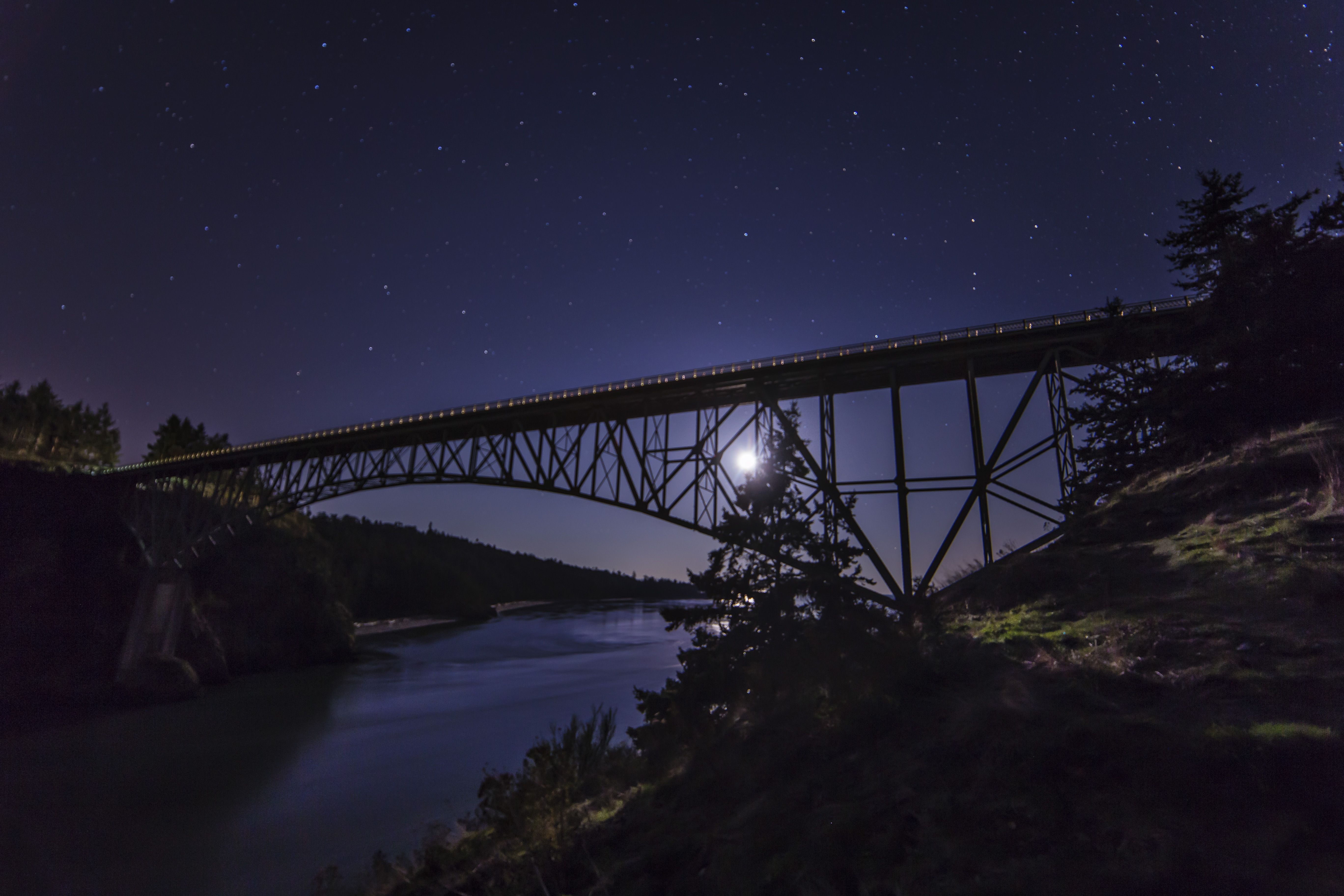 Nighttime Photography Andy Porter Images