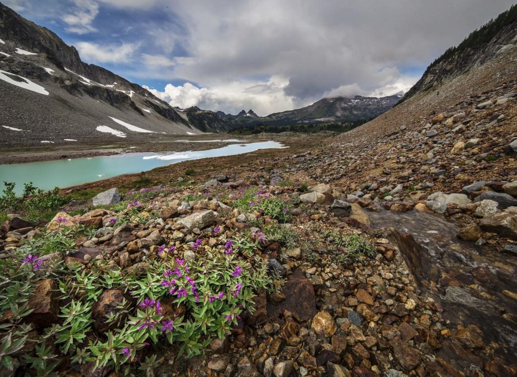 Lyman Lake, Glacier Peak Wilderness em