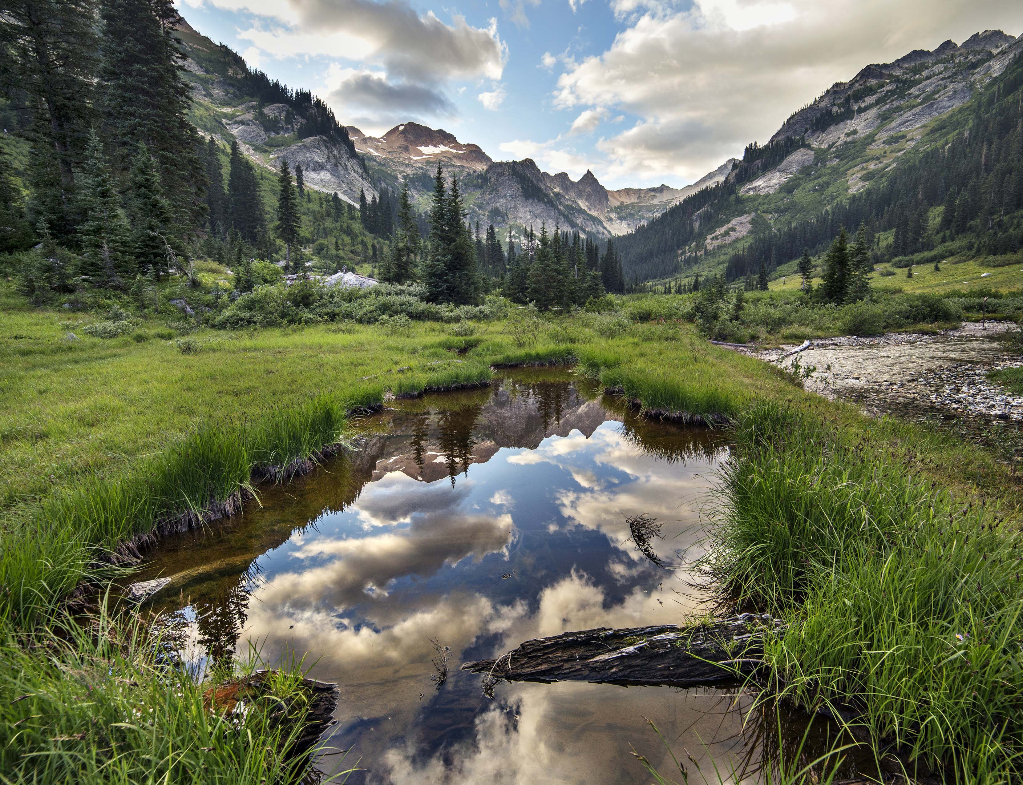 Glacier Peak Wilderness Andy Porter Images