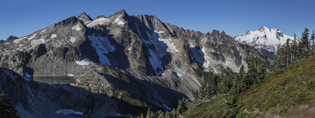 The Triad and Glacier Peak