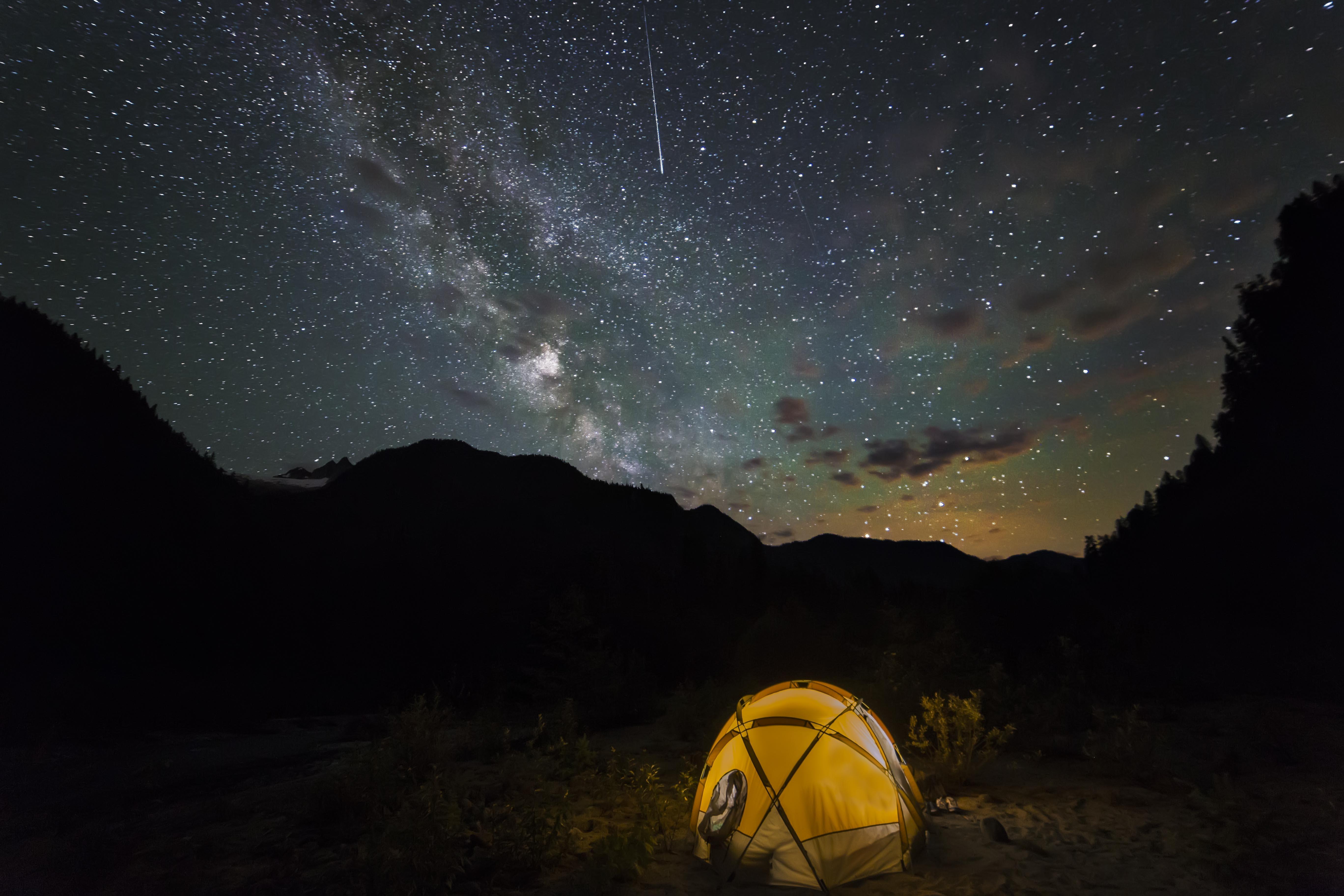 Night Shooting Star