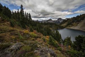 Fall Colors at Twin Lakes